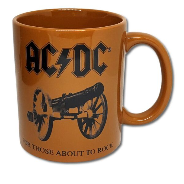 AC/DC - Mugg - For Those About To Rock