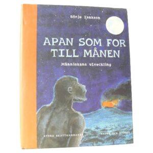 Börje Isakson - Bok - Apan som for till månen