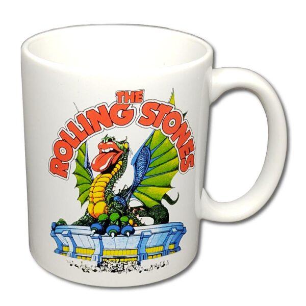 Rolling Stones - Mugg - Dragon