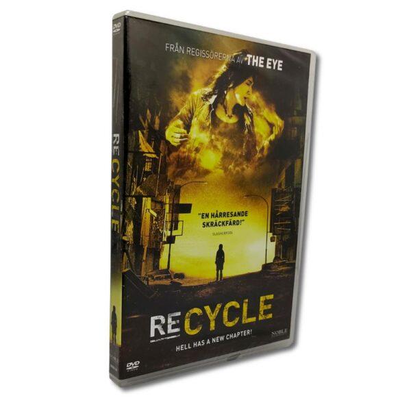 Recycle - DVD - Rysare / Fantasy - Angelica Lee