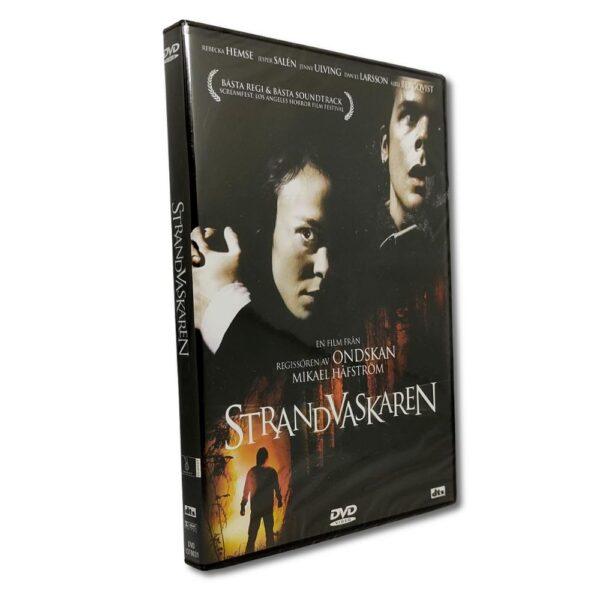 Strandvaskaren - DVD - Thriller - Rebecka Hemse