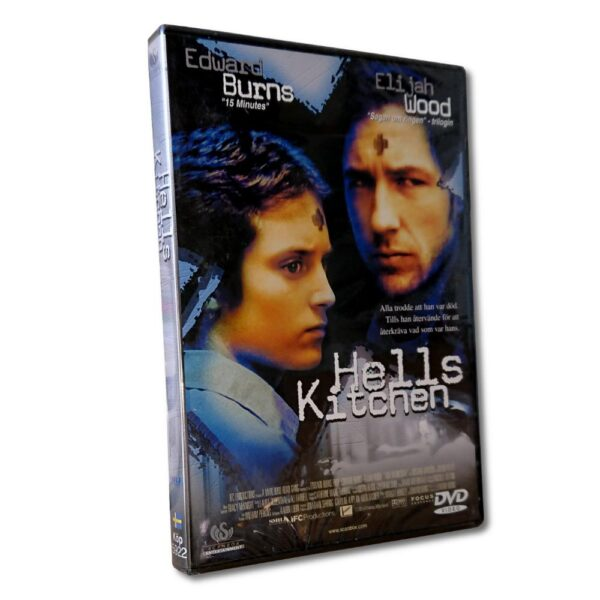 Hells Kitchen - DVD - Drama - Edward Burns