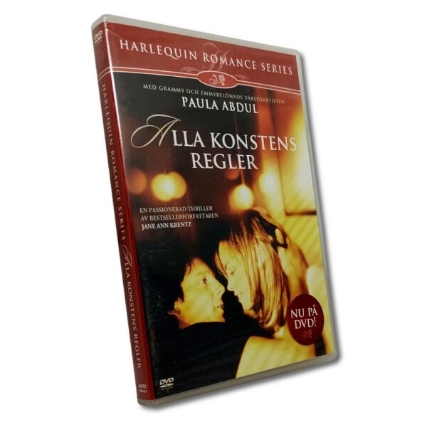 Harlequin: Alla Konstens Regler - DVD - Romantik - Chandra West