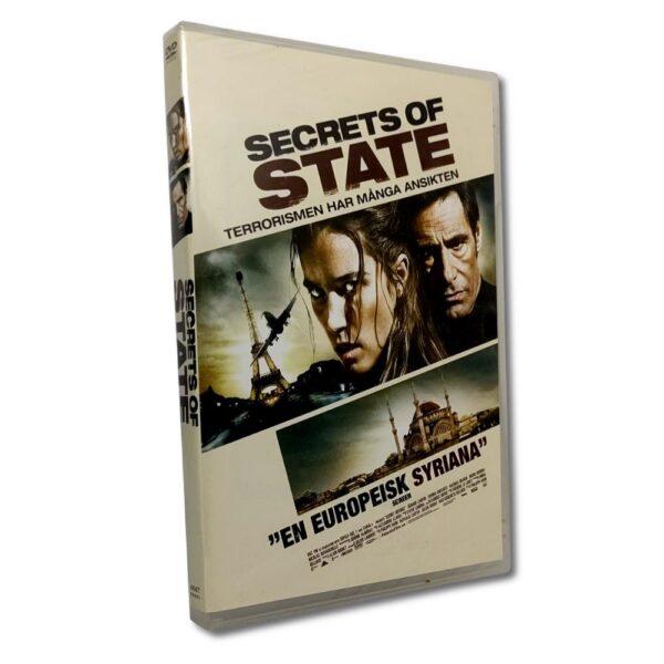 Secrets of State - DVD - Thriller - Gérard Lanvin