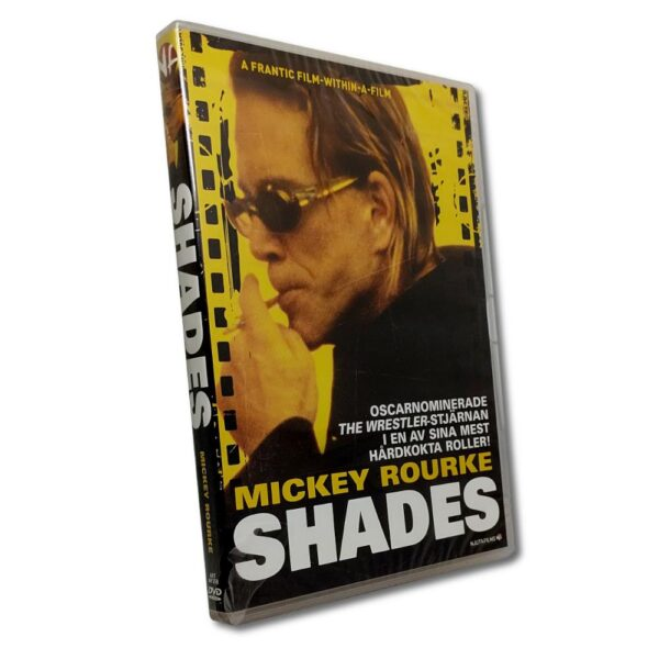 Shades - DVD - Thriller - Mickey Rourke