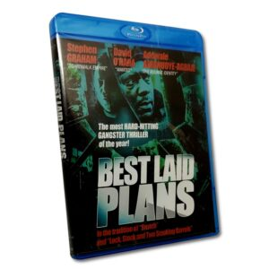 Best Laid Plans - Blu-ray - Action - Stephen Graham