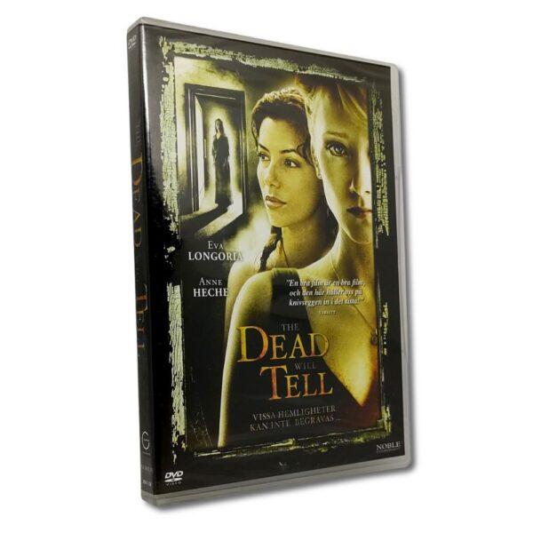 The Dead Will Tell - DVD - Rysare - Eva Longoria