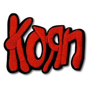 Korn - Tygmärke - Logo