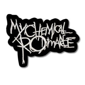 My Chemical Romance - Tygmärke - Logo