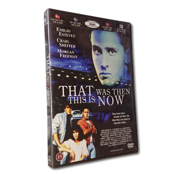 That Was Then, This Is Now - DVD - Drama - Emilio Estevez