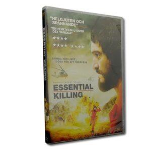 Essential Killing - DVD - Action - Vincent Gallo