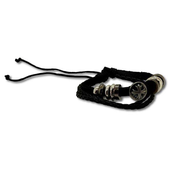 Kang Ying - Läderarmband