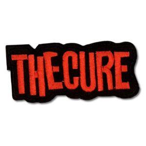 The Cure - Tygmärke - Logo