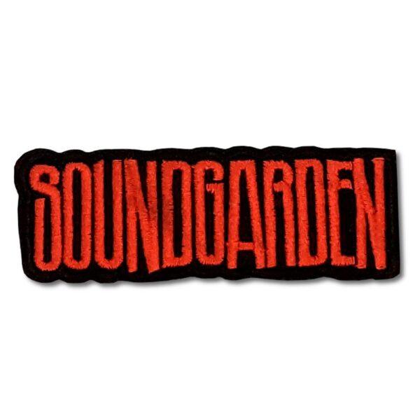 Soundgarden - Tygmärke - Logo