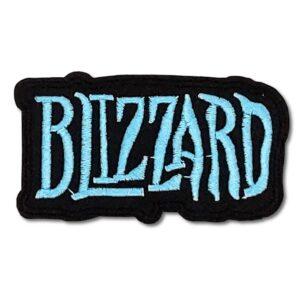 Blizzard - Tygmärke - Logo