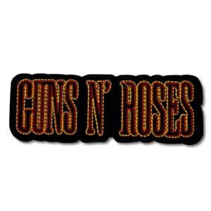 Tygmärke - Guns N' Roses - Logo