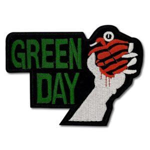 Green Day - Tygmärke - American Idiot