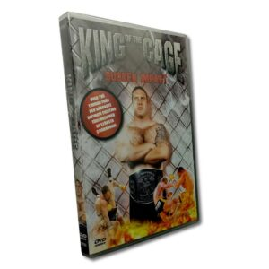 King Of The Cage - Sudden Impact - DVD - Ultimate fighting - Joe Stevenson