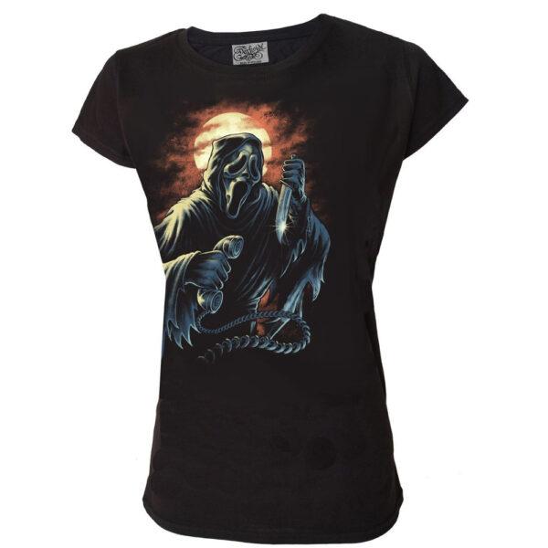 Darkside - Dam T-shirt - Ghost Scream