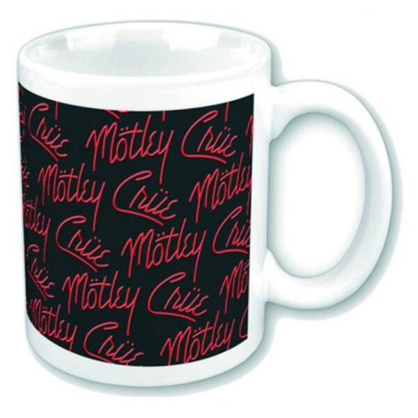 Mötley Crüe - Mugg - Logo