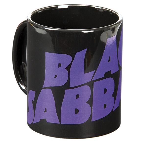 Black Sabbath - Mugg - Wavy Logo