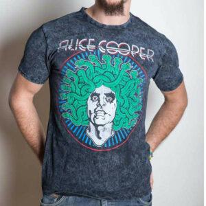 Alice Cooper - T-Shirt - Meduza