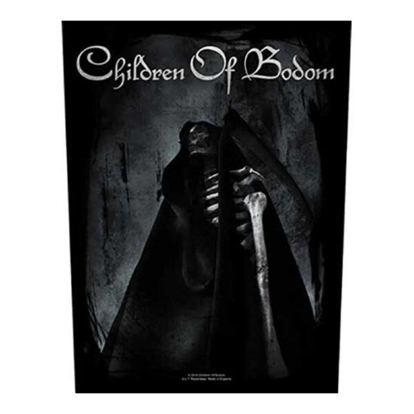 Children Of Bodom - Ryggmärke - Fear the Reaper
