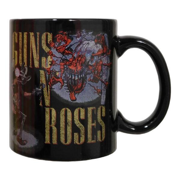 Guns N' Roses - Mugg - Attack
