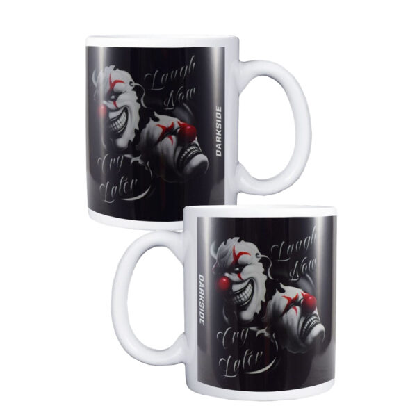 Darkside - Mugg - Laugh Now Cry Later Clowns