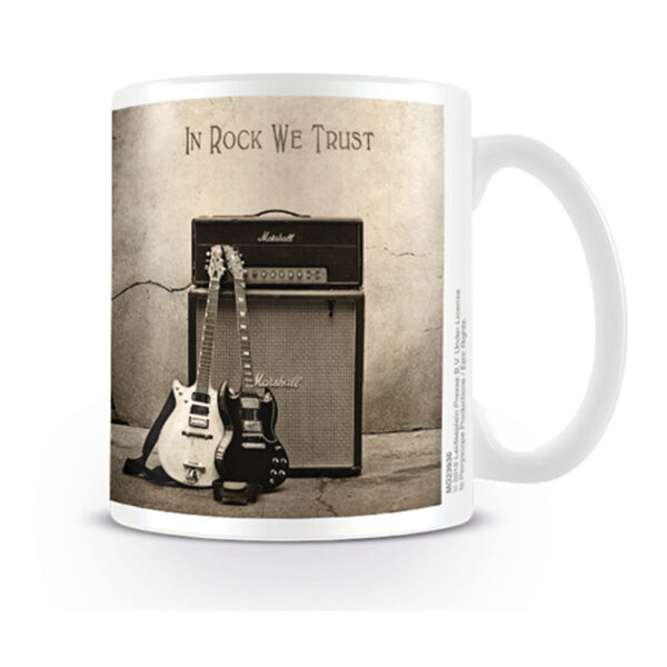 AC/DC - Mugg - In Rock We Trust
