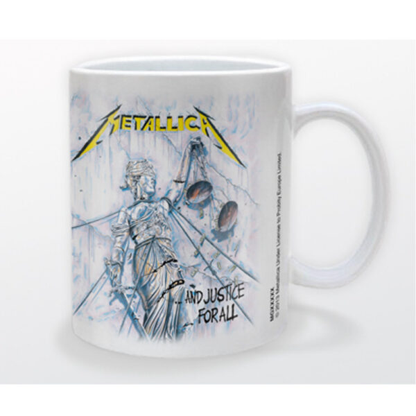 Metallica - Mugg - And Justice For All