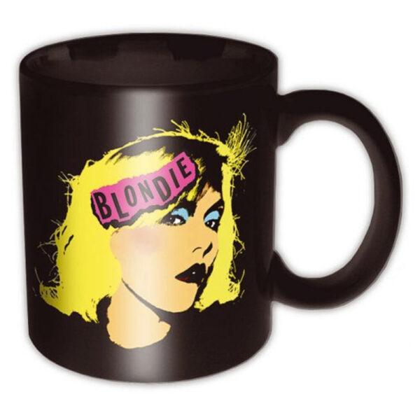 Blondie - Mugg - Punk Logo