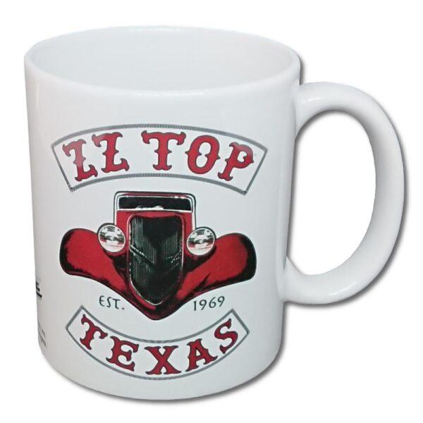 ZZ-Top - Mugg - Texas 1969
