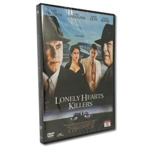 Lonely Hearts Killers - DVD - Thriller - John Travolta