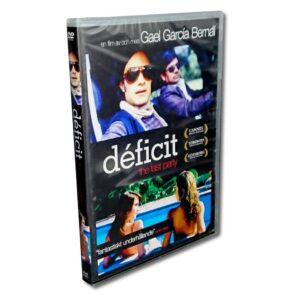 Déficit - The Last Party - DVD - Drama - Gael Garcia Bernal