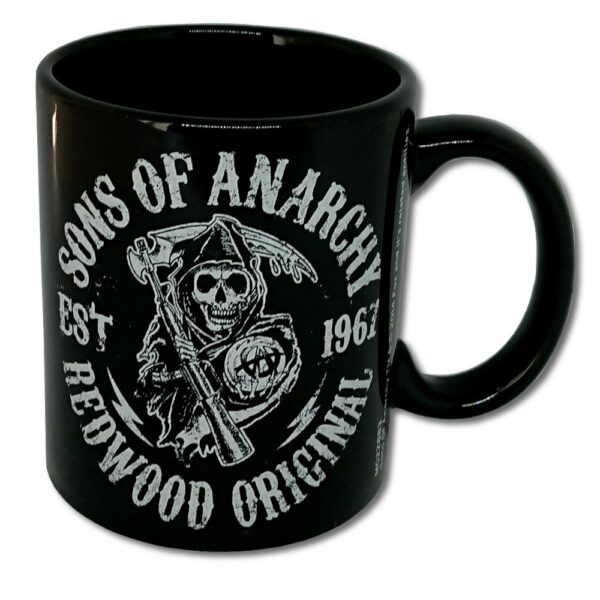 Sons of Anarchy - Mugg - Redwood Original