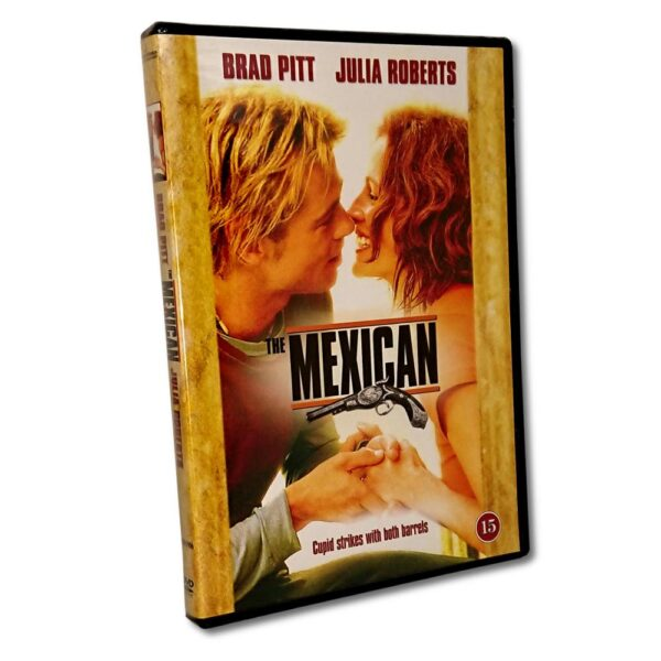 The Mexican - DVD - Action - Brad Pitt