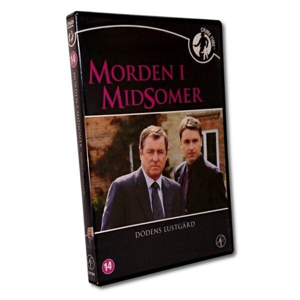 Morden i Midsomer: Dödens Lustgård - DVD - John Nettles