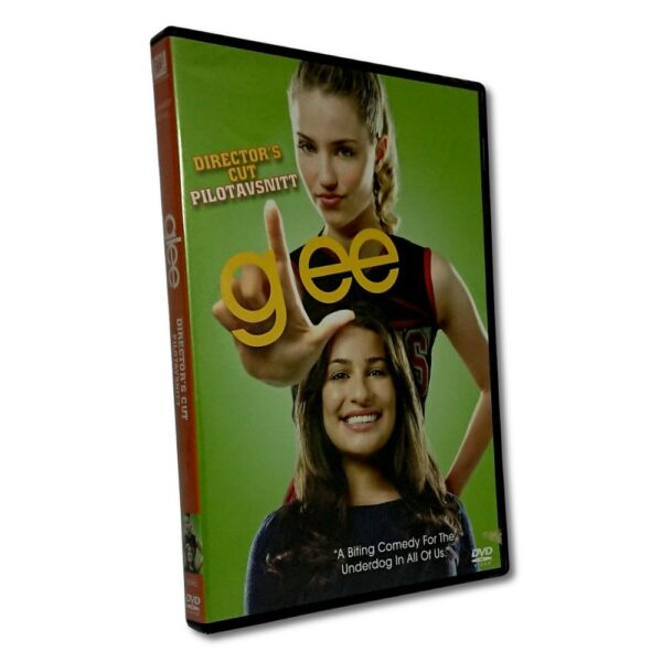 Glee - Director's Cut Pilotavsnitt - DVD - Komedi