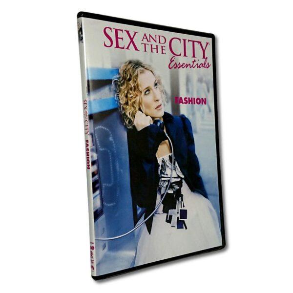 Sex and the City Essentials: Fashion (DVD - Slim Case), Komedi