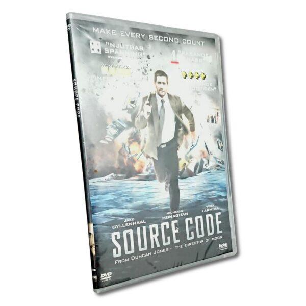 Source Code (DVD Slim Case), Thriller med Jake Gyllenhaal