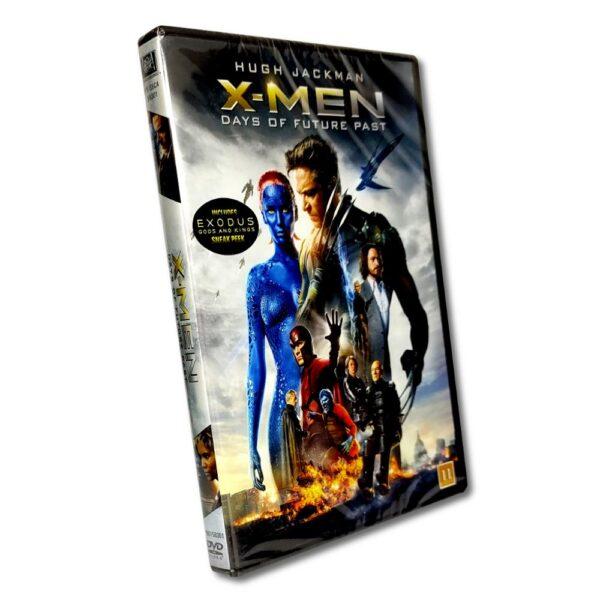 X-Men: Days of Future Past - DVD - Action - Hugh Jackman