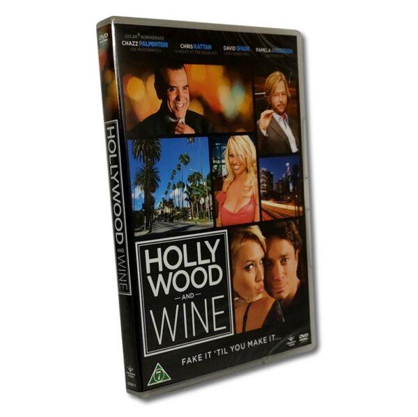 Hollywood and Wine - DVD - Komedi - Pamela Anderson