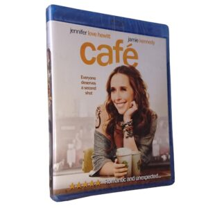 Cafe - Blu-ray - Romantiskt drama - Jennifer Love Hewitt