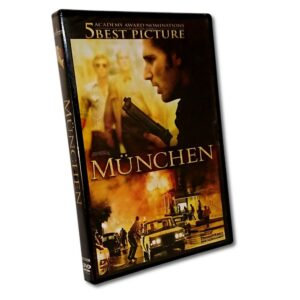 München - DVD - Action - Eric Bana