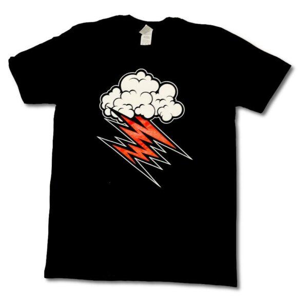 Hellacopters - T-shirt - Cloud - Svart