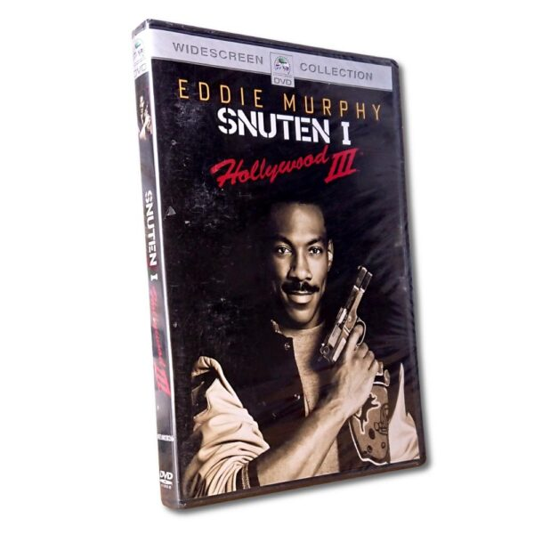 Snuten I Hollywood 3 -DVD - Komedi - Eddie Murphy