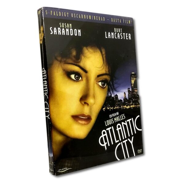 Atlantic City - DVD - Drama - Susan Sarandon