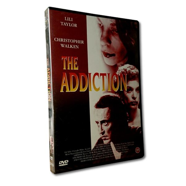 The Addiction - DVD - Actionthriller - Lili Taylor