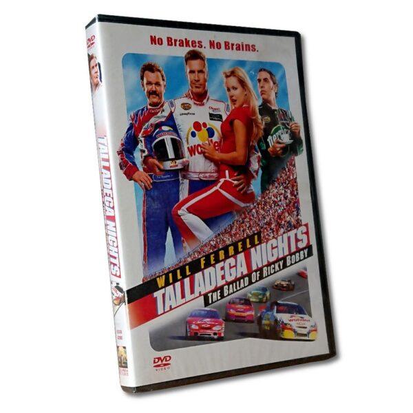 Talladega Nights: The Ballad of Ricky Bobby - DVD - Acionkomedi